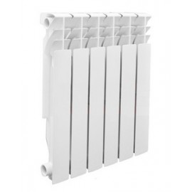Радиатор алюминевый 500/100 10 секц. VALFEX SIMPLE..