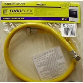 Подводка для газа ПВХ 0,5м г/ш в упак.TUBOFLEX..