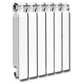 Радиатор алюминиевый 500/80 10 секц. KONNER Lux..