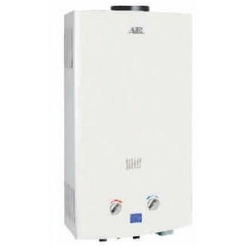 ВПГ ATLAN 1-10/3-10 LT WHITE (водонагрев.газ./розжиг от батареек/10л/мин/дымоходный)