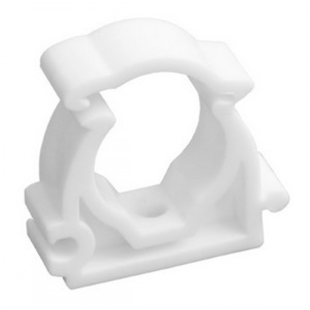 Опора PP-R с креплением Ø20х22 VALFEX Белый (200/800)