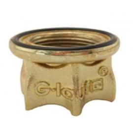 Гайка-корона для крепления кухонного смесителя G-L..