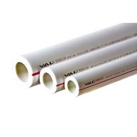 Труба PP-R Ø20/PN20 (SDR6) VALTEC Белый (4/120)..