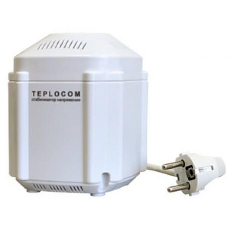 Стабилизатор напряжения для котлов БАСТИОН Teplocom ST-222/500 (0,2кВт) электронный настенно/настол