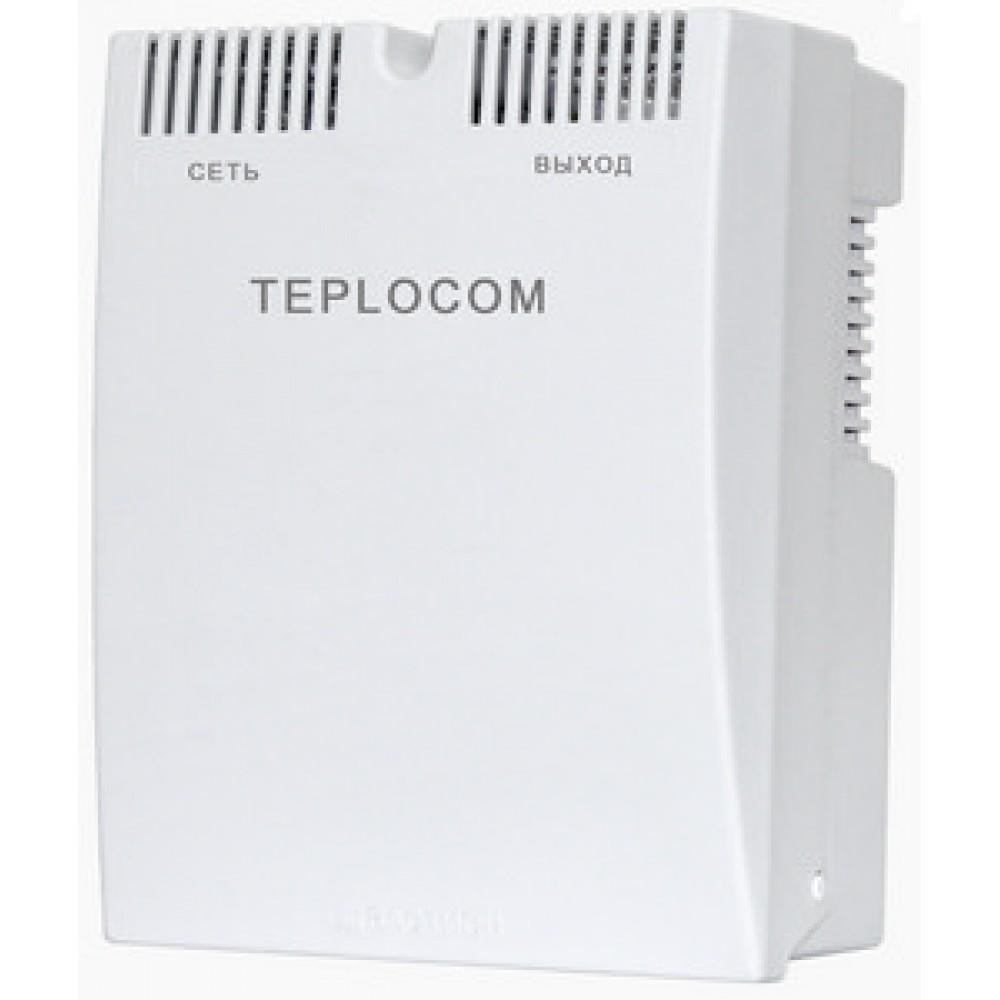 Стабилизатор напряжения БАСТИОН Teplocom ST-888/ST-800 ВА (0,6кВт) электронный настенный белый (9)