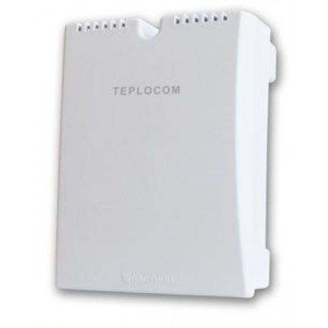 Стабилизатор напряжения для котлов БАСТИОН Teplocom ST-555 ВА (0,5кВт) электронный настенный белый